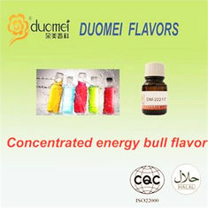 China ISO FDA Food Essence Flavours PG Based Liquid Concentrated Energy Flavor supplier