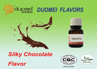 China Drink Sweet Silky Chocolate Food Flavouring GB 30616-2014 Standard supplier
