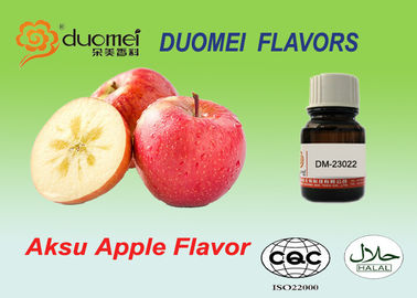 China Ripe Aksu Red Apple Confectionery Flavours For Candy Production Application supplier