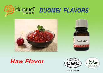 China Food Grade Haw Paste Soft Drink Flavours For Beverage Production supplier