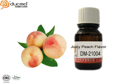 China Beverage Liquid Sweet Juicy Peach Flavoring , Food Flavor Concentrates supplier
