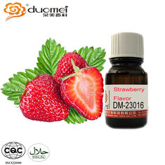 Bright Sweet Strawberry Food Flavouring Agents for Dairy Products & Beverage Production