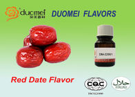 China Small Red Date Food Flavouring Agents , Jelly Synthetic Flavours factory