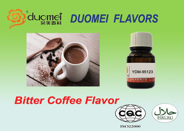 Essence Flavor Concentrates Bitter Coffee Flavor Additives For Drink / Dairy