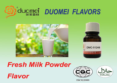 Fresh Milk Flavour Powder For Instant Powder Drinks