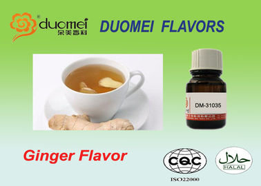 Fresh Spicy Ginger Juice Confectionery Flavours Colorless To Light Yellow